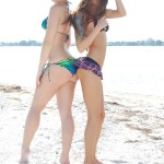 misty gates and rachel sexton hot bikini pics