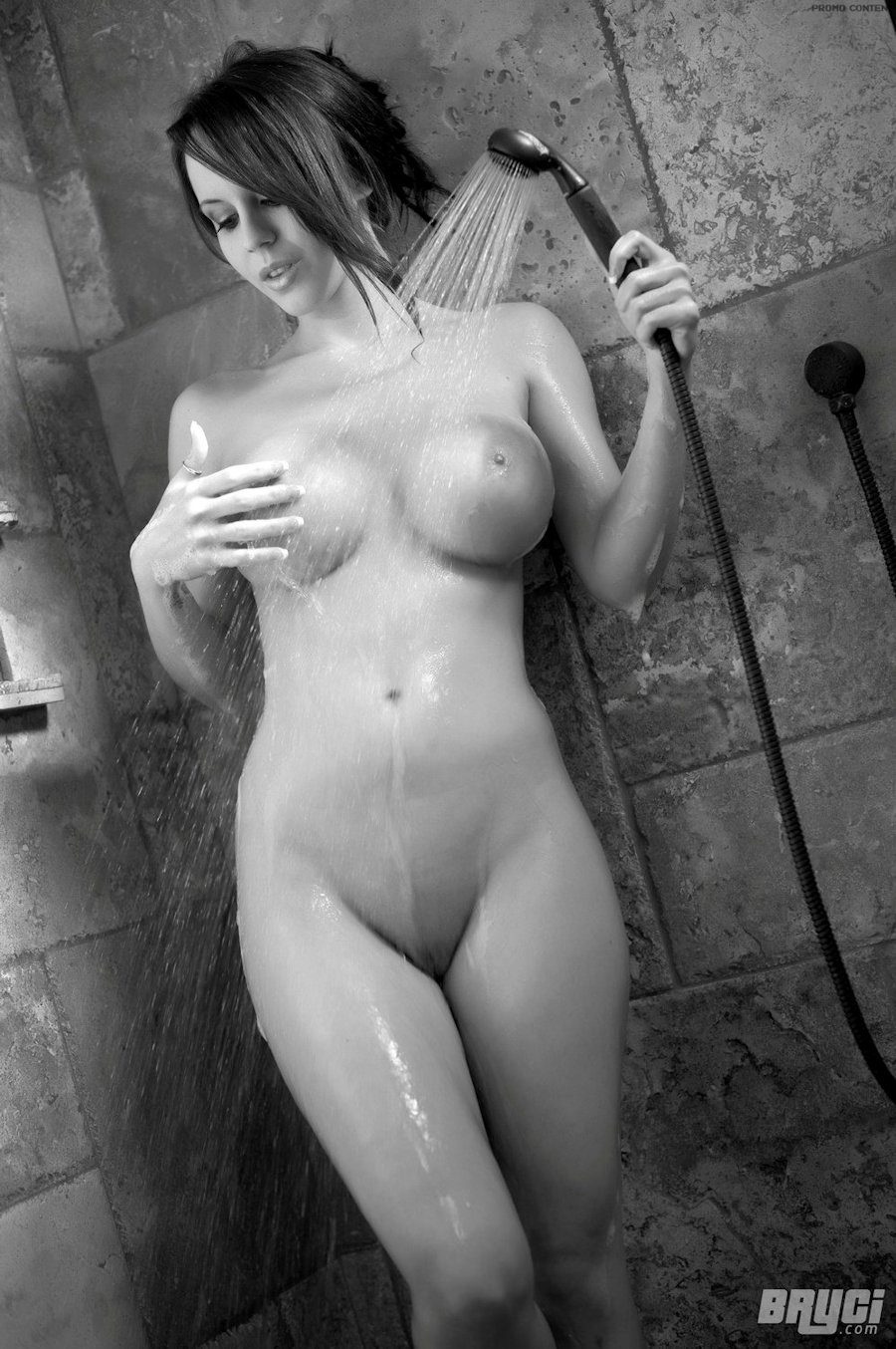 naked black girls in the shower