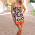 blonde ftv girls casy in her short sun dress
