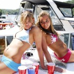 nebraska coeds blondes twins at party cove
